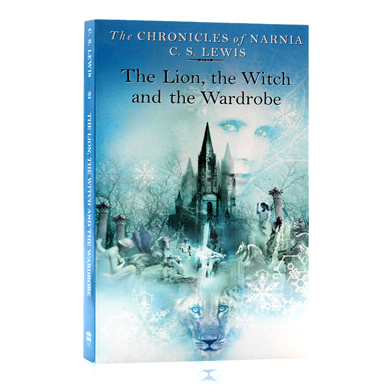 狮子女巫与魔衣橱 英文原版小说 The Lion the Witch and the Wardrobe 纳尼亚传奇2 奇幻儿童文学小说故事书 奇幻儿童文学小说故事书