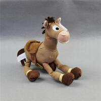 玩具总动员胡迪巴斯光年红心马公仔小马毛绒 红心马 站高25cm