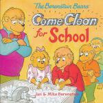 Berenstain Bears Come Clean for School, The 贝贝熊:学校大扫除 ISBN9780060573959