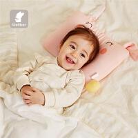 0-1岁儿童宝宝透气枕头宝宝枕头U形枕婴儿儿童宝宝枕头