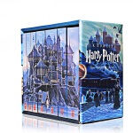 哈利波特英文原版 套装 特别珍藏版(美国版)Special Edition Harry Potter Paperback Box Set ISBN9780545596275