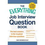 【预订】The Everything Job Interview Question Book The Best Ans
