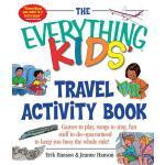 【预订】The Everything Kids' Travel Activity Book: Games to Pla