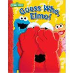 【预订】Sesame Street: Guess Who, Elmo! 9780794440619