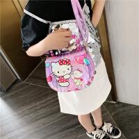 女童包包 儿童斜挎包 女孩时尚公主手提斜跨包单肩包