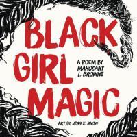 【预订】Black Girl Magic: A Poem