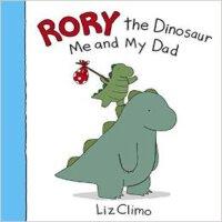 现货 英文原版 Rory the Dinosaur: Me and My Dad 罗里的恐龙:我和我爸爸 治愈漫画 L