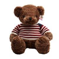 大熊 泰迪熊毛绒玩具抱抱熊公仔娃娃毛衣熊生日礼物女