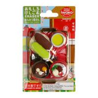 IWAKO ER-BRI033 岩泽趣味橡皮 儿童卡通可爱橡皮创意文具 .甜品店当当自营