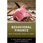 【预订】Behavioral Finance 9780190868741