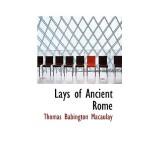 【预订】Lays of Ancient Rome