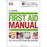 【预订】Acep First Aid Manual, 5th Edition