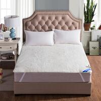 可定制澳羊毛床垫 冬季加厚羊毛保暖床褥子垫被学生1.8m双人y