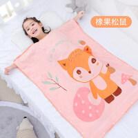 婴儿睡袋幼儿童宝宝春秋夏季薄款纱布防踢被神器四季通用被子