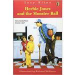 【预订】Herbie Jones and the Monster Ball 9780140341706