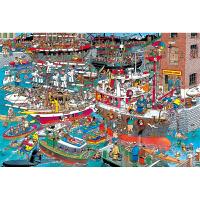 儿童木质拼图1000片500块大型300高难度儿童玩具女孩玩具生日礼物