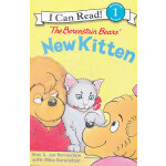Berenstain Bears' New Kitten Book and CD, The贝贝熊的新猫咪(书+CD)(