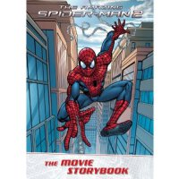 The Amazing Spider-Man 2 Movie Storybook  《超凡蜘蛛侠2》电影故事书     Disney Book Group 9781423197577