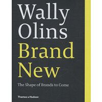 Brand New: The Shape of Brands to Come 品牌的形状 广告平面设计书籍