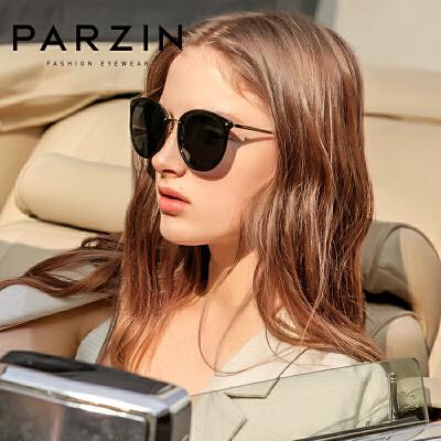 帕森太阳镜女 轻盈复古炫彩膜潮墨镜驾驶镜偏光眼镜 9868 女神新宠 设计简约 色彩诱惑 潮搭单品