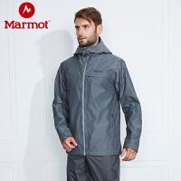 Marmot/土拨鼠户外防水透气立体剪裁男冲锋衣