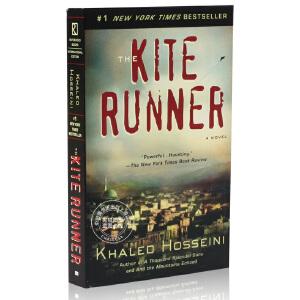 [现货]英文原版 追风筝的人 The Kite Runner 胡赛尼 Hosseini 卡勒德.胡赛尼(著) 原版进口图书