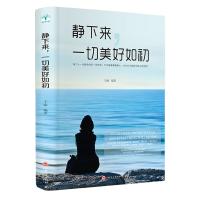 静下来,一切美好如初 提升自我修养的书籍心态书籍 女性修心内心强大改变自己静下心来沉淀自己