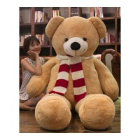 泰迪熊熊�公仔大�抱抱熊布娃娃大熊毛�q玩具玩偶睡�X抱枕送女生
