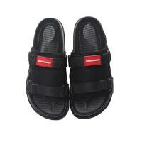 男士凉拖鞋夏季时尚外穿沙滩鞋情侣一字拖人字凉鞋潮