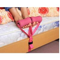 新款家用中小腹肌训练器练腹肌锻炼健身器材家用仰卧起坐器布带款