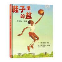 鞋子里的盐:迈克尔・乔丹 00经典畅销人物传记绘本:迈克尔・乔丹,篮球史上的传奇人物!