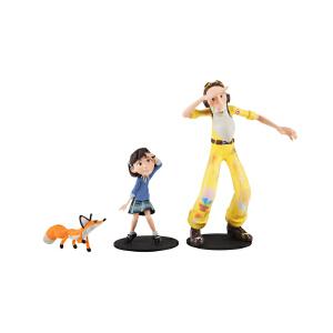 Hape小王子公仔我是探索家3岁以上儿童益智启蒙玩具模型玩具卡通动漫周边824764
