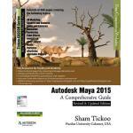 【预订】Autodesk Maya 2015: A Comprehensive Guide