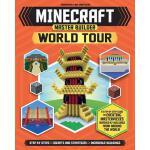 【预订】Minecraft Master Builder World Tour: A Step-By-Step Gui