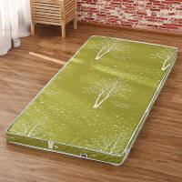 学生宿舍床垫宿舍单人床加厚可折叠学生床垫单人90cm床上下铺床褥