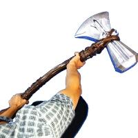 雷神之锤1:1 男生日礼物雷神托尔全金属道具复仇者联盟周边雷神之锤子1:1