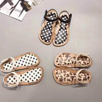童鞋皮鞋女童水晶鞋1-3-5-7岁小女孩公主鞋2019新款