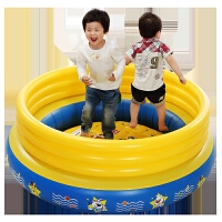 儿童充气蹦床家用跳跳池宝宝戏水池海洋球池游乐池