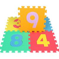 婴儿拼图地板爬爬垫儿童爬行垫宝宝数字字母泡沫地垫