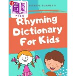 【中商海外直订】Rhyming Dictionary for Kids: Ryhming Word Games Is