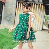 连衣裙夏装女孩公主裙儿童裙子