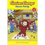【预订】Curious George: Dance Party 9780547968209