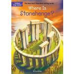 【预订】Where Is Stonehenge?