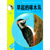 震撼中国学生心灵的动物传奇阅读--早起的啄木鸟(四色印刷) 孟凡丽 武汉大学出版社 9787307096950