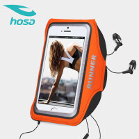 hosa浩沙跑步手机臂包运动手臂包臂袋苹果6sPLUS男女健身手腕包