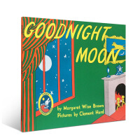 Goodnight Moon [Book and CD]晚安月亮船(书+CD) ISBN9780061142703