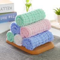 不掉毛吸水洗�小毛巾擦�巾 家用�和�洗澡小方巾擦手巾