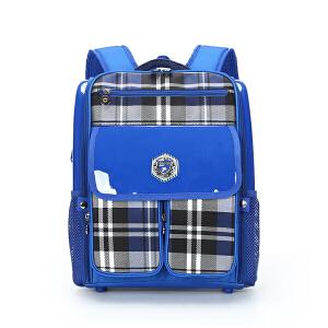 小学生书包1-6年级减负护脊男女学生背包儿童书包双肩包CX2633