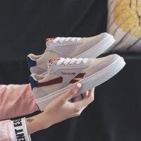 2018夏季新款帆布女鞋韩版百搭学生原宿ulzzan布鞋街拍ins小白鞋
