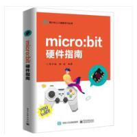 micro:bit硬件指南 青少年人工智能学习丛书 micro:bit编程方法书 microbit教程智能硬件设计di